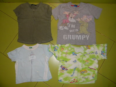 футболки для дома 1-6 лет