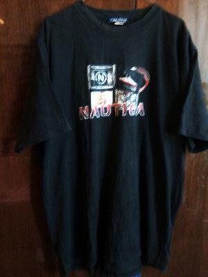 Мужская футболка Nautica большого размера