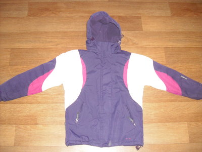 Зимняя куртка Parallel на 11-12 лет