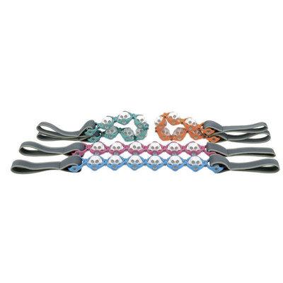 Массажер-Лента роликовый 6 шариков massage rope