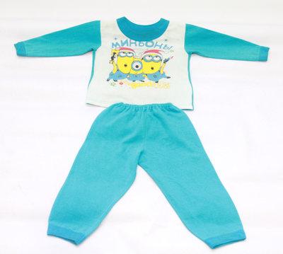Детская пижама Миньоны на 2-3 года Детская одежда - выбор Новогодняя одежда