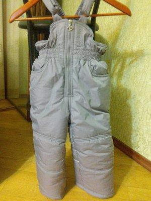 Donilo брюки-полукомбинезон