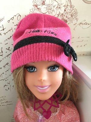 Шапочка шапка Hello Kitty демисезонная 54 см, 4-7 лет