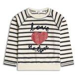 Детский свитер для девочки Сердечко 2-8 лет Англия