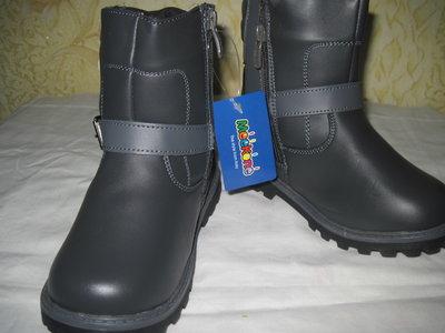 Зимние ботинки для мальчика, р.27-32, новые