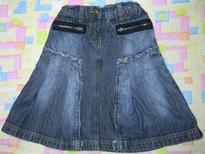Продам джинсовую юбку adams. 100% хлопок