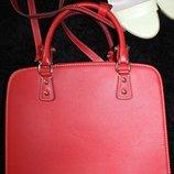 Брендовая сумка Genuine Leather Vera pelle. Натуральная кожа
