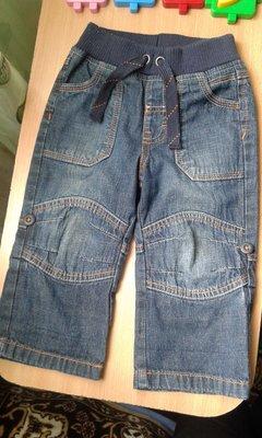 Класнючі джинсики на 1-1,5 роки Джордж