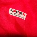 платок KREIER оригинал Швейцария шелк 65Х69 Hermes Chanel