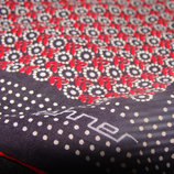 платок Lehner Швецария тончайший хлопок 70Х70 идеал Hermes Chanel