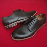 Туфли оксфорды Hudson оригинал кожа 41 размер