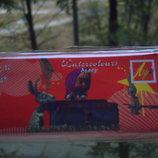 Акварель медовая Мультики 6 цв. Луч в картонной коробке медова краска фарби канцелярія канцтовары
