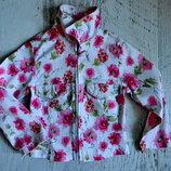 яркий стильный пиджак 3-4 года