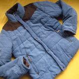Фирменная тёплая куртка, зима-осень