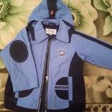 Курточка деми на 4-5 лет, в идеальном состоянии.