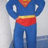 Карнавальный костюм Супер Мен. взрослый.
