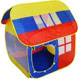 M 0508 Детская палатка Домик 110х92х114 см