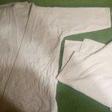 Кимоно для единоборств плетенное 160-170