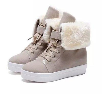 сникерсы женские зимние на меху теплые женские ботинки сапоги  1000 ... 8512f328997