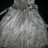 Нарядное платье Heirlooms 2-3г