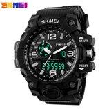Спортивные военные мужские часы Skmei 1155, Спортивний годинник