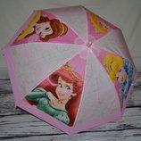 Зонтик зонт детский с яркими героями матовый яркий и весёлый Принцессы Дисней