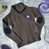 Вязаный свитер Tumble n Dry пуловер джемпер подростковый на мальчика