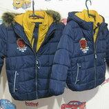 Куплю зимнюю куртку Palomino C&A 116-122 р.