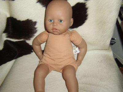 Скидка кукла-пупс беби Аннабель baby Annabell 5 версия Zapf Creation  Германия оригинал 46 см f8dfbe4dd3c6c