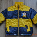 Куртка двухсторонняя Sona Fashion,р. 3года
