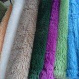 Меховое покрывало, одеяло, плед евро размер 220х240, разные цвета.
