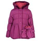 Красивая курточка - евро-зима 4-5 лет
