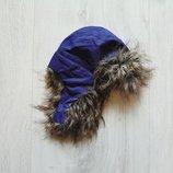 Шикарная зимняя термо шапка. Модель унисекс. Reima. Размер 2-4 года, на объем головы до 48 см