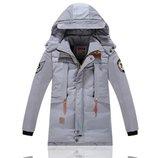 куртка детская пуховик на мальчика Хит зимняя куртка для мальчика