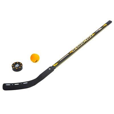 Детский хоккейный набор Хоккей 3101 от 5 лет, клюшка, шайба, мяч