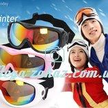 Маска горнолыжная/лыжные очки Spyder Energy 3 цвета