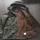 Куртка утеплённая, р-р л-хл, новая