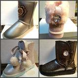 Зимняя обувь угги Ugg натуральные
