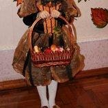 Аренда костюма Осень или Тыква 116-128 см. Харьков