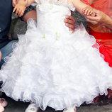 Аренда праздничного платья на девочку 1,5-3 годика
