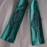перчатки под нарядное платье