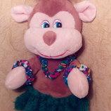 Очаровательная обезьянка 40 см, б/у