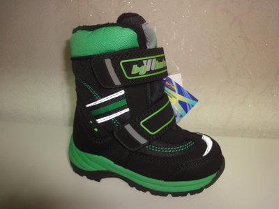 b8c30f051 Зимние термо сапоги 25 р. на мальчика B&G сапожки, ботинки, зима, хлопчик
