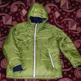 Теплая куртка Tenson мужчине или подростку р.164 - 180