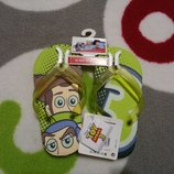 Крутые новые шлепки Disney Toy Story, размер 28 10