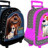 Рюкзак на колесиках Тайная жизнь домашних животных
