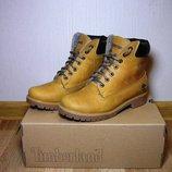 Timberland натуральные зимние женские и мужские ботинки 36, 37, 38, 39, 40,41 Киев
