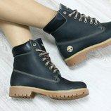 Timberland натуральные зимние женские ботинки 36, 37, 38, 39, 40,41 Киев