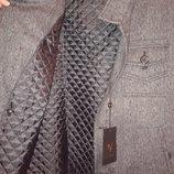 Чоловіча куртка, можна носити до -5 градусів 80% шерсть Якість 100%