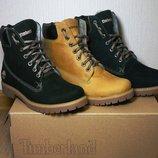 Timberland натуральные зимние мужские новые ботинки Киев 36, 37,38,39,40,41,42,43,44,45